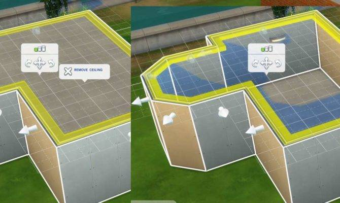 Sims Build Mode Tutorials Houses Landscaping