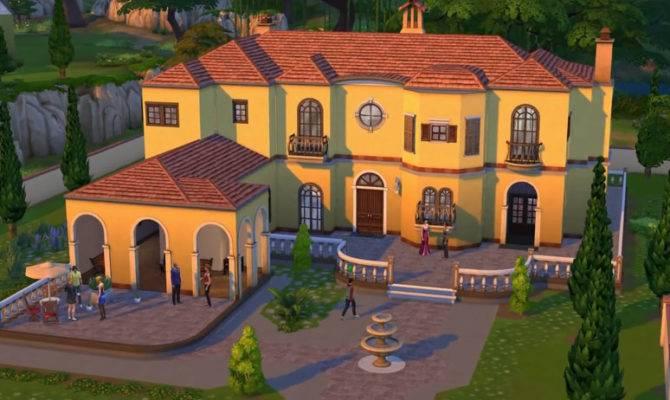 Sims Build Mode
