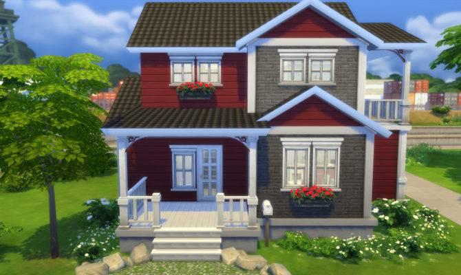 Sims Creations Home Ansgar