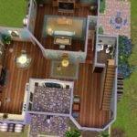 Sims Floor Plans Mod Petite