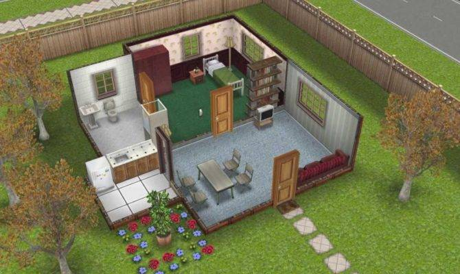 Sims Freeplay House Guide Part One Girl Games