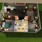Sims Home Design Plans Ideas Interior