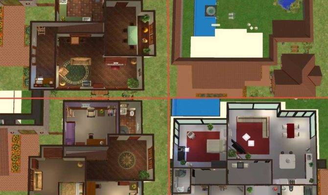 Sims House Blueprints Mod Grand Designs