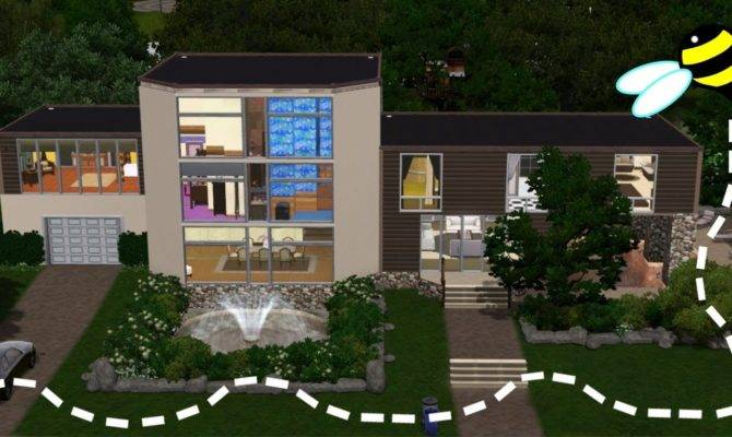 Sims House Building Big Dream Youtube