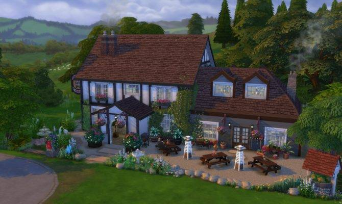 Sims House Building Ideas Modern Plan