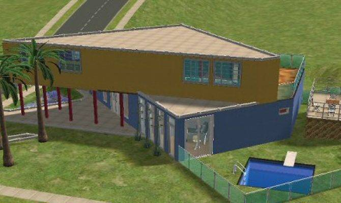 Sims House Building Ideas
