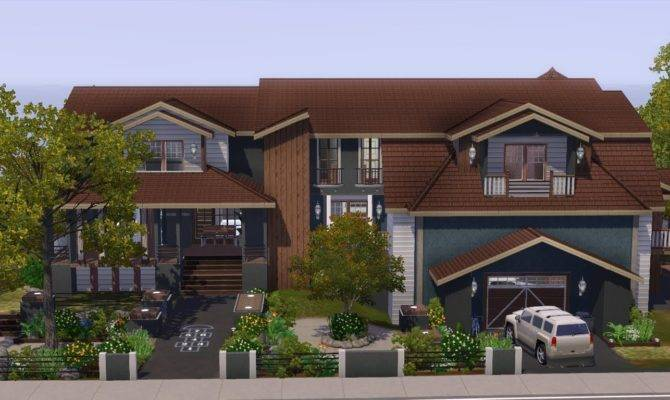 Sims House Building Saddle Stone Youtube