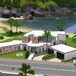 Sims House Ideas Designs Xbox Modern Home Design