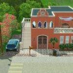 Sims House Ideas Fiesta