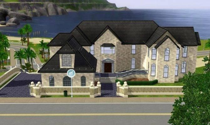 Sims House Ideas Plans