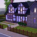Sims House Ideas Simsfairytales Secretsstories Work