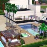 Sims House Sabrina Tajudin Malaysia Beauty