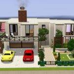Sims Houses Ideas Pinterest House