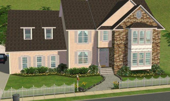 Sims Houses Modern Building Design