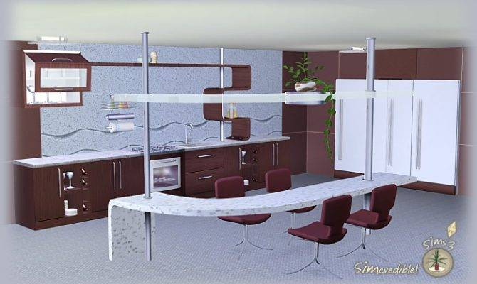 Sims Kitchen Designs Updates Objects