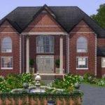 Sims Mansion Pixshark