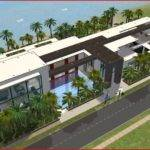 Sims Modern Beach House Ramborocky Plans