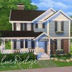 Sims Resource Blue Ridge House Smubuh