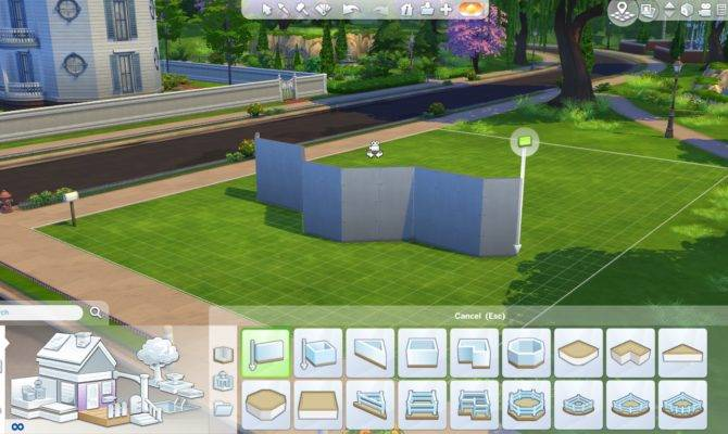 Sims Tutorial Build Decent Home