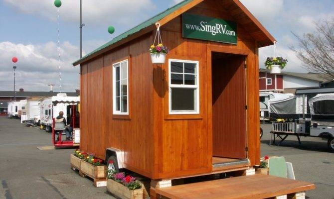 Sing Affordable Tiny House