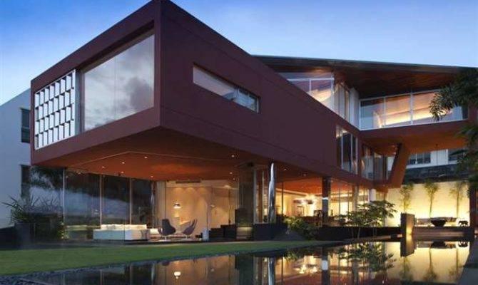 Singapore Coolest Homes