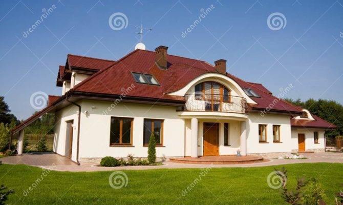 Single Big House Outdoor