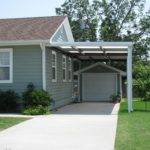 Single Car Carport Skylights Midwest City Large