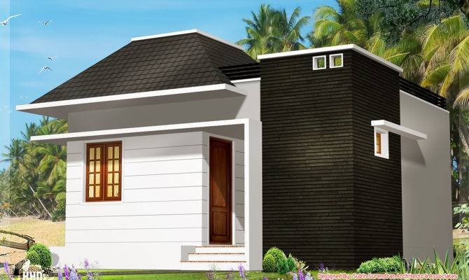 Single Floor Cottage Home Designs Kerala Design
