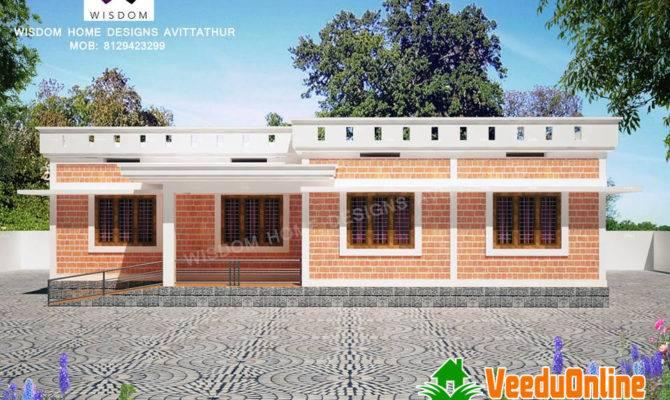 Single Floor Design Home Kerala Joy Studio