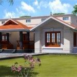 Single Floor Feet Home Design House Plans