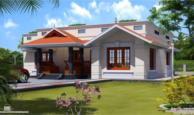 Single Floor Feet Home Design Kerala Building Plans