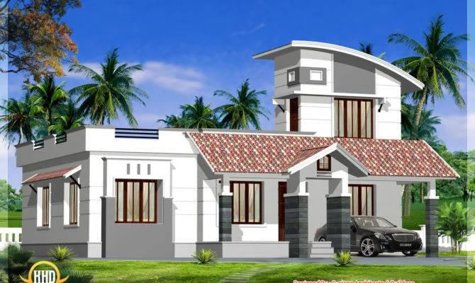 Single Floor Home Design Kerala