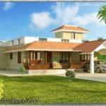 Single Floor Home Design Plan Acube Builders