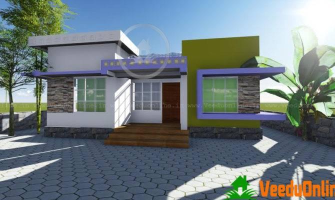 Single Floor Home Design Square Feet