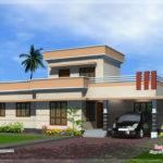 Single Floor Home Exterior Elevation India Joy Studio Design