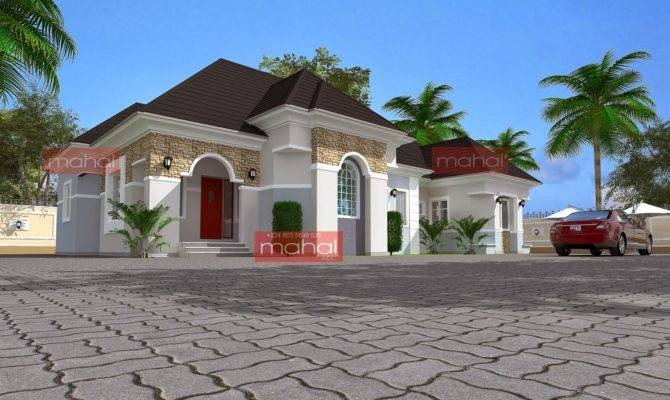 Single Floor House Designs Also Bungalow Philippines Plan