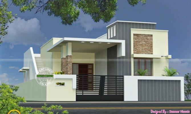 Single Floor House Plan Kerala Home Design