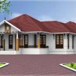 Single Floor Kerala House Design Keralahouseplanner Home Designs