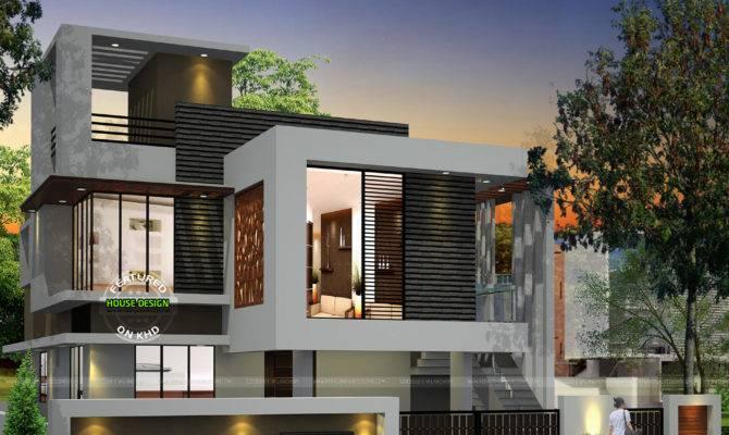 Single Floor Turning Double Home Kerala