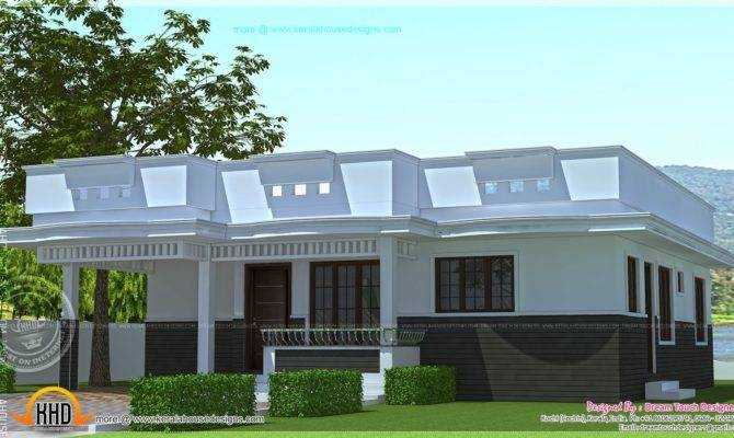 Single Home Designs Floor House Elevation Including