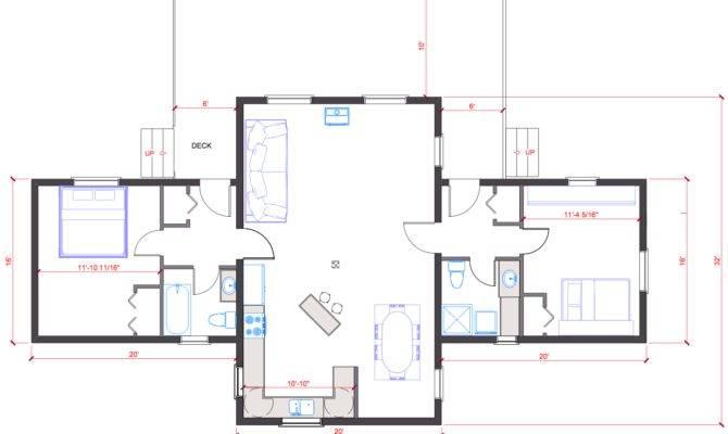 Single Level Open Floor Plan Quotes House Plans 55883