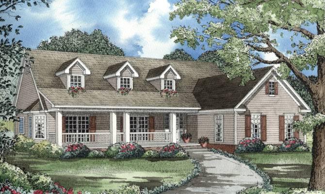 Single Roof Line House Plans Ideas