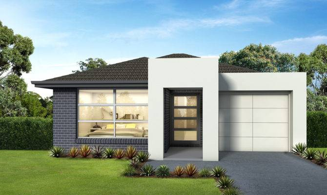 Single Storey Home Design Leo