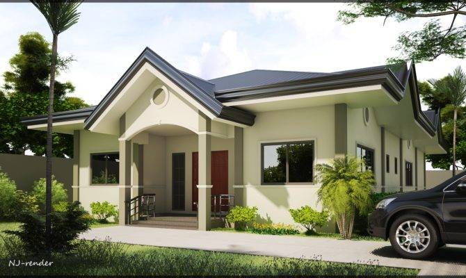 Single Storey House Designs Home Design