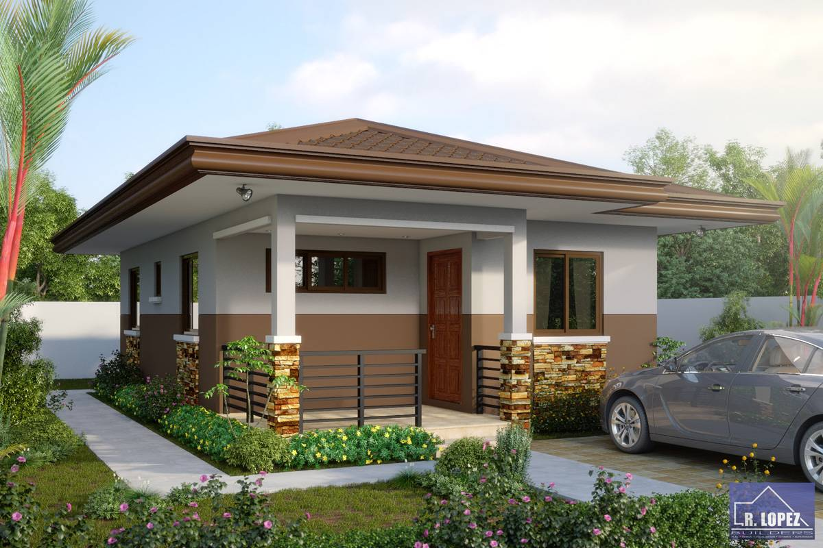 Featured image of post Small Single Storey House Plans
