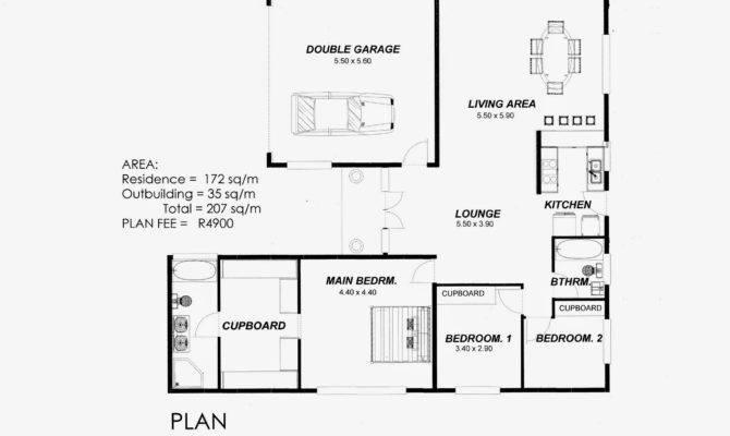 Single Storeys Budget Building Plans