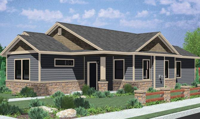 Single Story Cottage Style House Plans Ideas