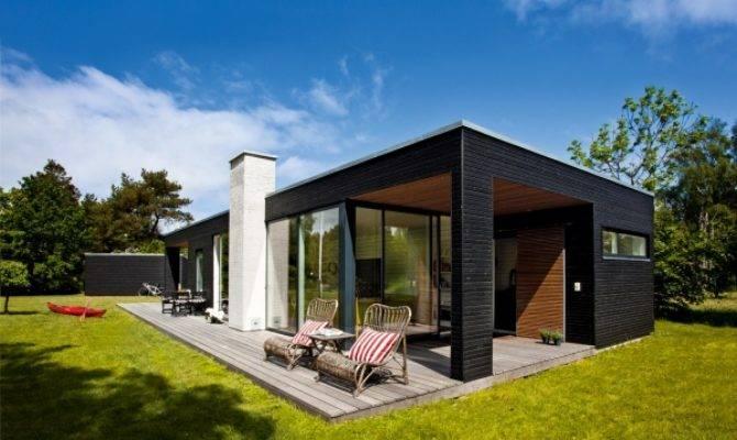 Single Story House Denmark