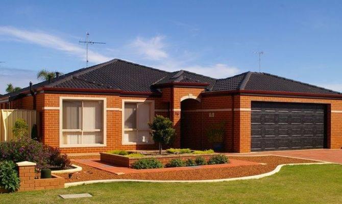 Single Story Modern Home Design House