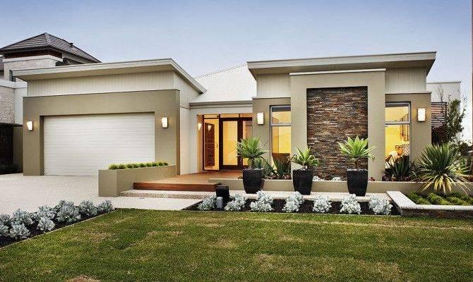 Single Story Modern House Plans Google Search Bindu